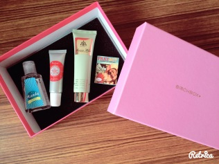 Birchbox School Box